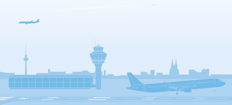 Flugverfahren optimieren