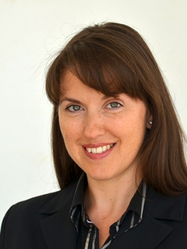 Jacqueline Casini von Lufthansa Cargo.